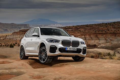 BMW G05 2018-