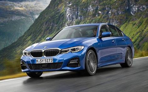 BMW G20/G21 2013-
