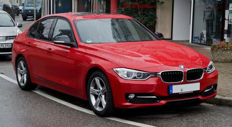 BMW F30/31 2012-2019