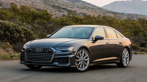 Audi A6 C8 2018-