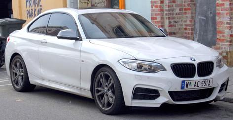 BMW F22 2014-