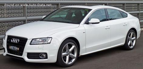 Audi A5 Sportback 2009-2016