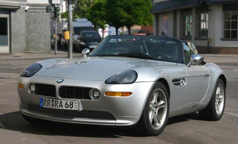 BMW E52 1999-2003
