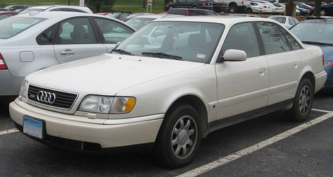 Audi A6 C4 1994-1997