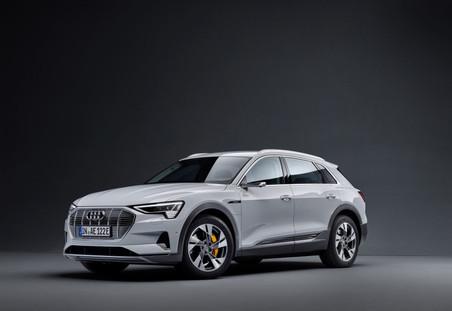 Audi E-Tron 2018-