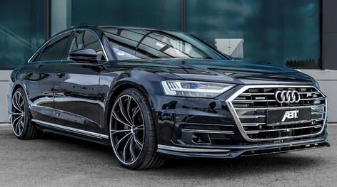 Audi A8 D5 2017-