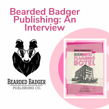 Bearded Badger – Paul Handley Interview