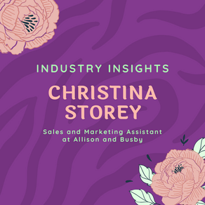 Industry Insights: Christina Storey