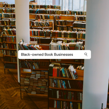 Black-Owned Book Businesses