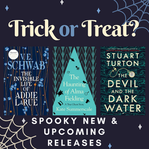 Trick or Treat? Spooky New and Upcoming Releases