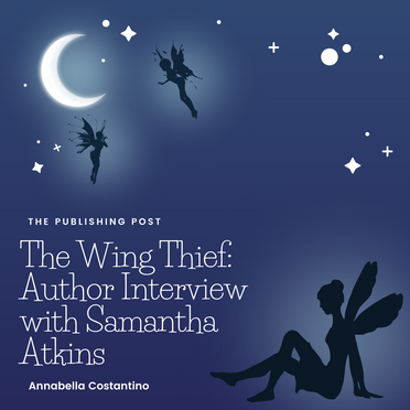 The Wing Thief: Author Interview with Samantha Atkins
