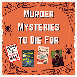 Murder Mysteries to Die For