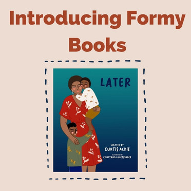 Introducing Formy Books & Their Mission to Publish Own Voices