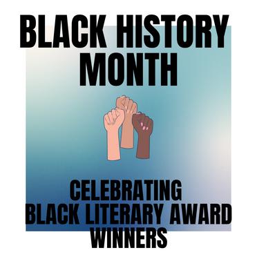 Celebrating Black Literary Award-Winners