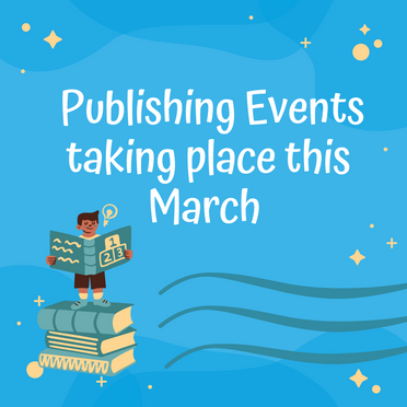 Publishing Events Taking Place This March