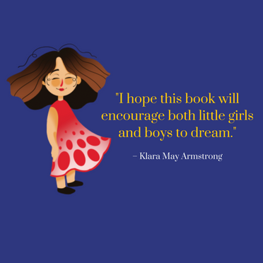 Allie's Big Dream: MA Project turned Children's Book