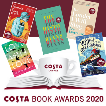 Costa Book Awards: 2020 Winners