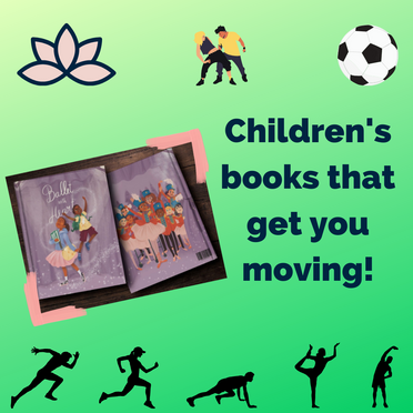 Children's Books That Get You Moving!