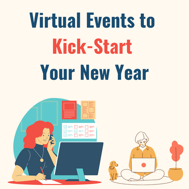 Virtual Events to Kickstart the New Year