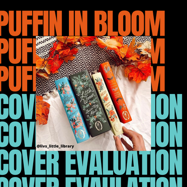 Blooming Great Cover Design: Puffin in Bloom Classics