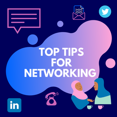 Top Tips for Networking