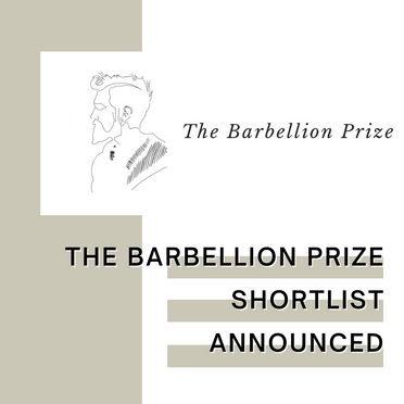 Barbellion Prize Shortlist Announced