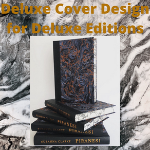 Deluxe Cover Design for Deluxe Editions