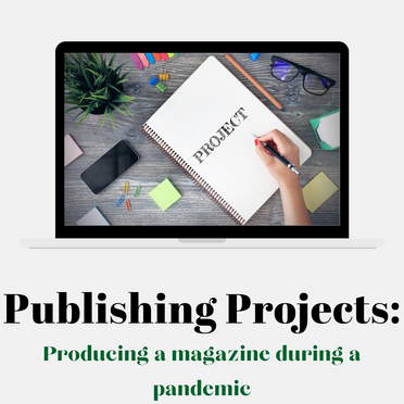 Publishing Projects: Producing a newsletter during a pandemic. An interview with Rory McNeill
