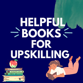 Helpful Books to Upskill