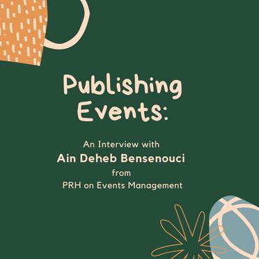 Event Management: Ain Deheb Bensenouci