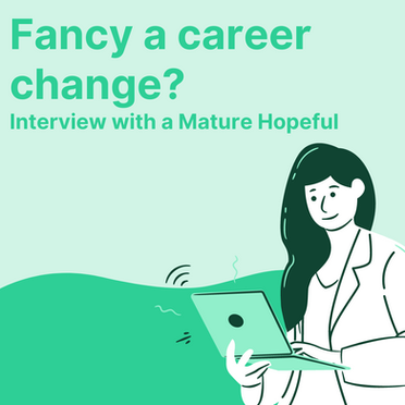 Hopefuls Interview: Interview with a Mature Hopeful