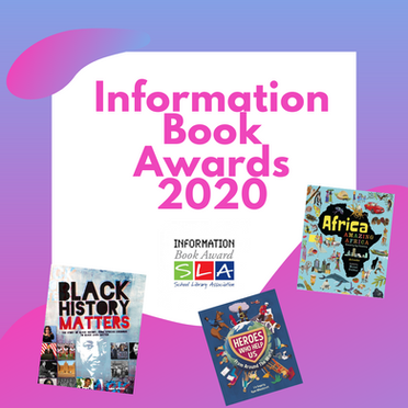 2020 Information Book Awards – Taking a Peek at the Winners