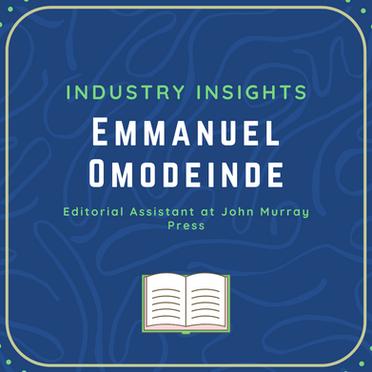 Industry Insights: Emmanuel Omodeinde