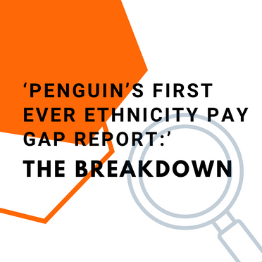 Penguin's First Ever Ethnicity Pay Gap Report: The Breakdown