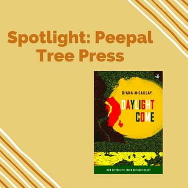 Spotlight: Peepal Tree Press
