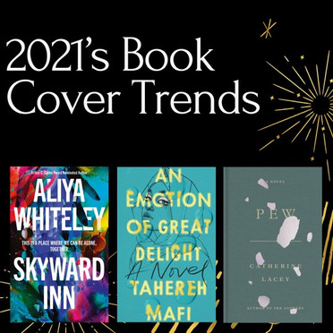 Book Cover Design Trends for 2021