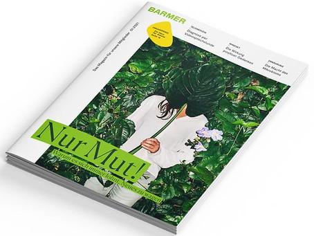 Relaunch des BARMER-Magazins