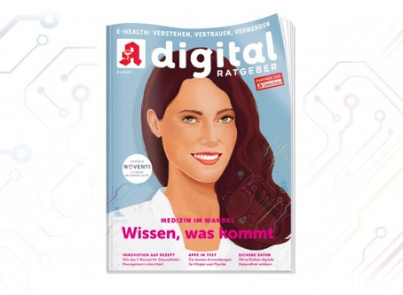 Digital Ratgeber: Chefredaktion und Konzeption