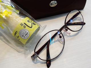 目的に合ったメガネを。
