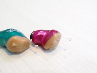 オーダーメイド補聴器