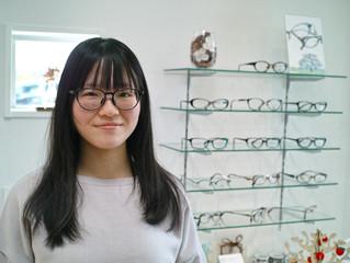 併用するメガネで楽しみましょう♪