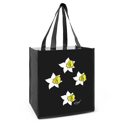 Otis Frizzell Daffodil Reuseable Bag
