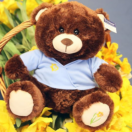 2017 Daffodil Day Bear - Florence