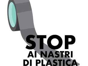 Stop ai nastri di plastica