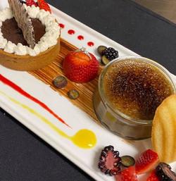 Proposal Dessert