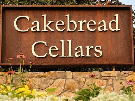 Cakebread Cellars Wine Dinner