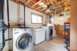Big laundry room
