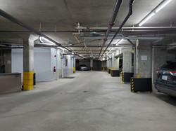 Nice clean garage