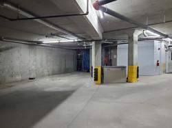 Unit parking space