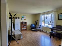 Good-sized living room